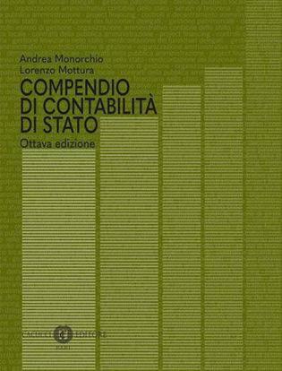 Immagine di COMPENDIO DI CONTABILITA` DI STATO