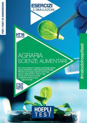 Immagine di HOEPLI TEST. AGRARIA, SCIENZE ALIMENTARI. ESERCIZI E SIMULAZIONI. PER I TEST DI AMMISSIONE