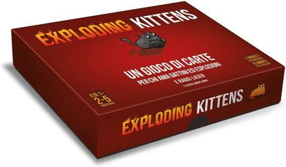 Immagine di EXPLODING KITTENS