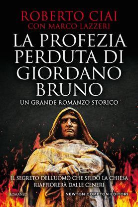 Immagine di PROFEZIA PERDUTA DI GIORDANO BRUNO (LA)