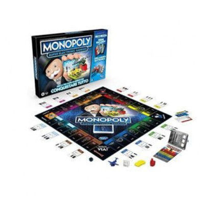 Immagine di MONOPOLY. SUPER ELECTRONIC BANKING