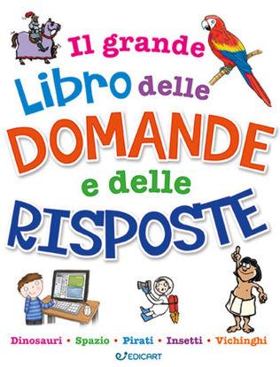 Immagine di MIO PRIMO LIBRO DELLE DOMANDE E DELLE RISPOSTE (IL)
