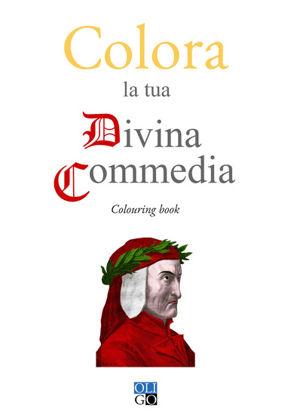 Immagine di COLORA LA TUA DIVINA COMMEDIA. COLOURING BOOK