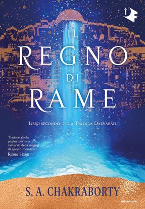 Immagine di REGNO DI RAME (IL) - LIBRO SECONDO DELLA TRILOGIA DAEVABAD