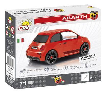 Immagine di FIAT ABARTH 595 COMPETIZIONE - COSTRUZIONI