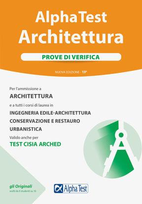 Immagine di ALPHA TEST. ARCHITETTURA. PROVE DI VERIFICA. NUOVA EDIZ.