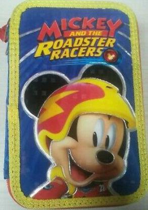 Immagine di ASTUCCIO 3 ZIP MICKEY AND THE ROADSTER RACERS