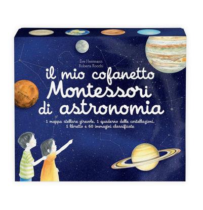 Immagine di MIO COFANETTO MONTESSORI DI ASTRONOMIA (IL)