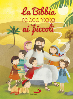 Immagine di BIBBIA RACCONTATA AI PICCOLI (LA)