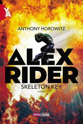 Immagine di SKELETON KEY. ALEX RIDER - VOLUME 3