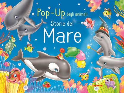 Immagine di STORIE DEL MARE. POP-UP DEGLI ANIMALI