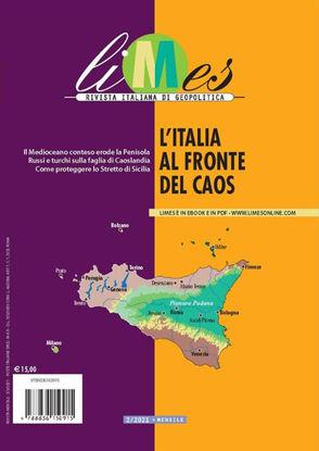 Immagine di LIMES. RIVISTA ITALIANA DI GEOPOLITICA (2021) VOL.2