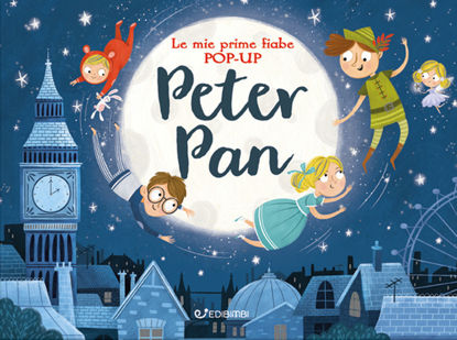 Immagine di PETER PAN. LE MIE PRIME FIABE POP-UP