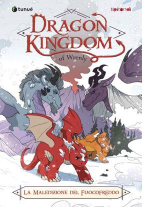 Immagine di MALEDIZIONE DEL FUOCO FREDDO. DRAGON KINGDOM OF WRENLY (LA)