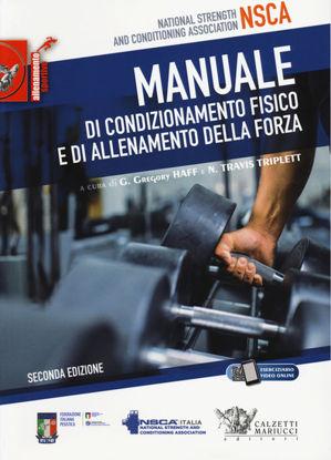 Immagine di MANUALE DI CONDIZIONAMENTO FISICO E DI ALLENAMENTO DELLA FORZA