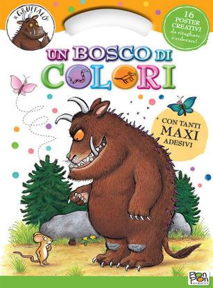 Immagine di BOSCO DI COLORI. ACTIVITY BOOK. IL GRUFFALO`. CON ADESIVI. EDIZ. ILLUSTRATA (UN)
