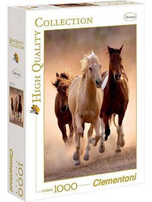 Immagine di RUNNING HORSES - 1000 PEZZI