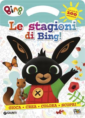 Immagine di STAGIONI DI BING! ACTIVITY BOOK. BING. EDIZ. ILLUSTRATA (LE)