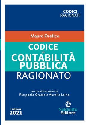 Immagine di CODICE RAGIONATO CONTABILITA` PUBBLICA. 2021