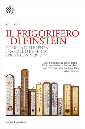 Immagine di FRIGORIFERO DI EINSTEIN. COME LA DIFFERENZA TRA CALDO E FREDDO SPIEGA L`UNIVERSO (IL)