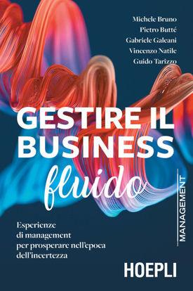 Immagine di GESTIRE IL BUSINESS FLUIDO. ESPERIENZE DI MANAGEMENT PER PROSPERARE NELL`EPOCA DELL`INCERTEZZA