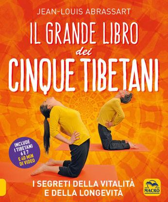 Immagine di IL GRANDE LIBRO DEI CINQUE TIBETANI