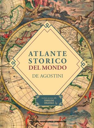 Immagine di ATLANTE STORICO DEL MONDO. CON CONTENUTO DIGITALE PER DOWNLOAD E ACCESSO ON LINE