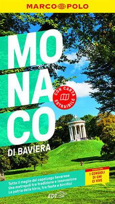 Immagine di MONACO DI BAVIERA. CON ATLANTE STRADALE