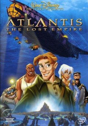 Immagine di ATLANTIS L`IMPERO PERDUTO - DVD