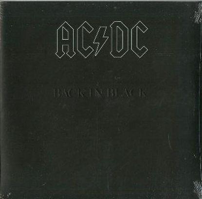 Immagine di BLACK IN BLACK - AC/DC