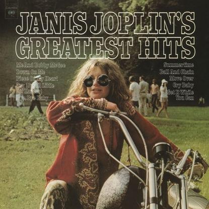 Immagine di JANIS JOPLIN`S GREATEST HITS