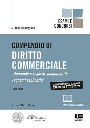 Immagine di COMPENDIO DI DIRITTO COMMERCIALE.
