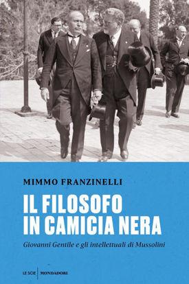 Immagine di FILOSOFO IN CAMICIA NERA (IL)