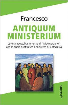 Immagine di ANTIQUUM MINISTERIUM