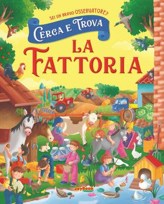 Immagine di FATTORIA. LABIRINTI CERCA E TROVA (LA)