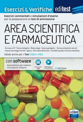 Immagine di EDITEST. AREA SCIENTIFICA E FARMACEUTICA. ESERCIZI & VERIFICHE.