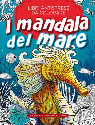 Immagine di MANDALA DEL MARE. LIBRI ANTISTRESS DA COLORARE (I)