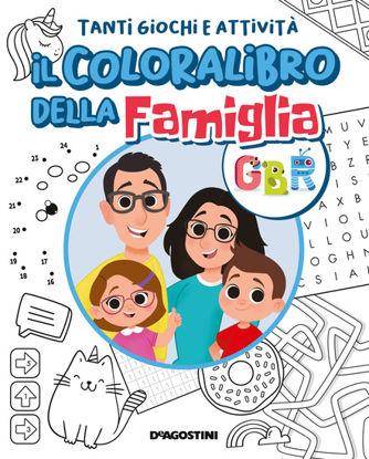 Immagine di COLORALIBRO DELLA FAMIGLIA GBR (IL)
