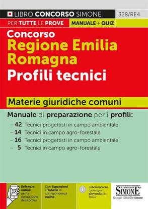 Immagine di CONCORSO REGIONE EMILIA ROMAGNA. PROFILI TECNICI. MATERIE GIURIDICHE COM