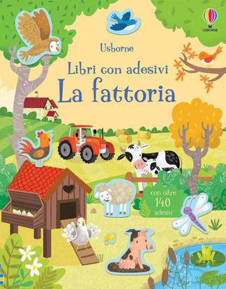 Immagine di FATTORIA. CON ADESIVI. EDIZ. A COLORI (LA)