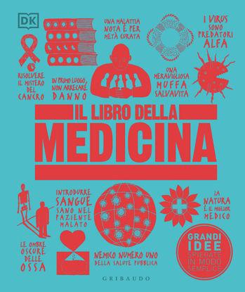 Immagine di LIBRO DELLA MEDICINA. GRANDI IDEE SPIEGATE IN MODO SEMPLICE (IL)