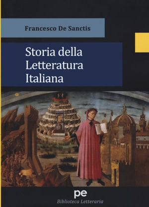 Immagine di STORIA DELLA LETTERATURA ITALIANA