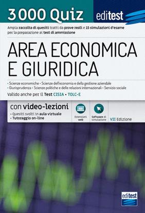 Immagine di AREA ECONOMICA E GIURIDICA. ECONOMIA, GIURISPRUDENZA, SCIENZE POLITICHE 2021