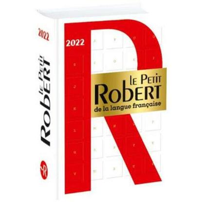 Immagine di LE PETIT ROBERT DE LA LANGUE FRANCAISE 2022