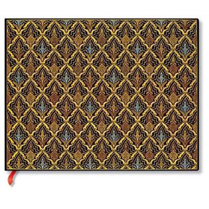 Immagine di SKETCHBOOK/LIBRO DEGLI OSPITI PAPERBLANKS 23X18CM COPERTINA RIGIDA MISTICO VOLTAIRE BOOK OF FATE
