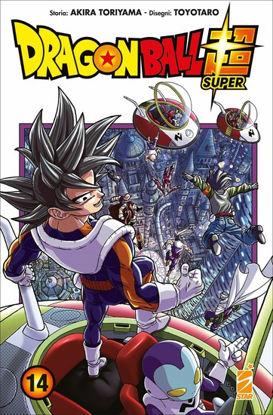 Immagine di DRAGON BALL SUPER - VOLUME 14