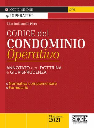 Immagine di CODICE DEL CONDOMINIO OPERATIVO