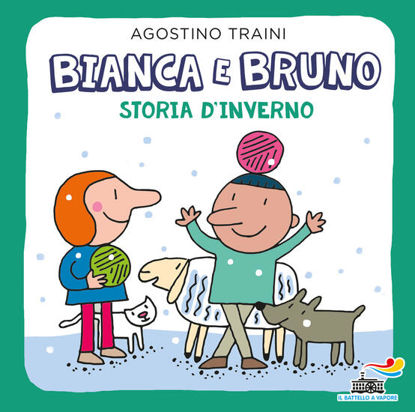 Immagine di BIANCA E BRUNO. STORIA D`INVERNO
