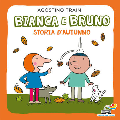 Immagine di BIANCA E BRUNO. STORIA D`AUTUNNO