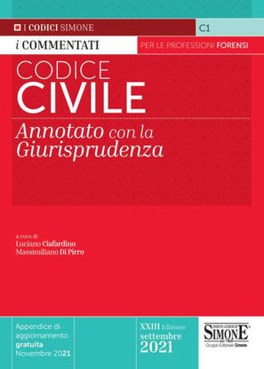 Immagine di CODICE CIVILE ANNOTATO CON LA GIURISPRUDENZA - VOLUME 13